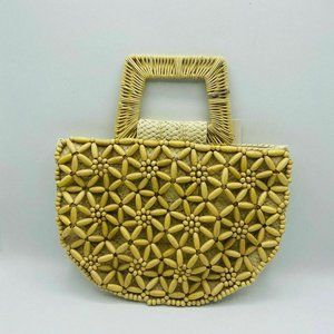 A New Day Responsible Style Wooden Beaded Bag